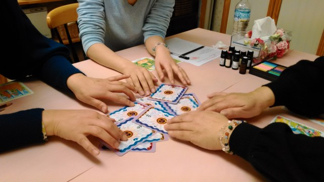 アロマ曼荼羅®グループセッション
